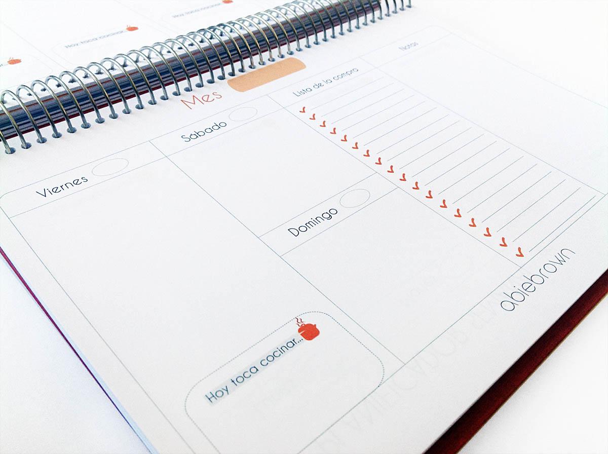 """Tips """"Organiza tu Agenda"""" (PARTE 2/3) – Los días de ana"""